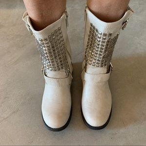 Wanted Motor Boots Women's SZ 7.5